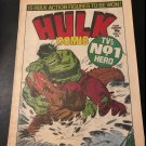 Hulk Comic (UK Comic) March 21st 1979 #3