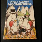 Finn Family Moomintroll by Tove Jasson (Paperback) A Puffin Book