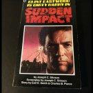 Sudden Impact by Joseph C. Stinson (Paperback, 1984) Dirty Harry