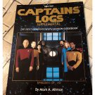 Captain's Logs: Supplemental The Sixth Season Guide Book (Paperback 1993)