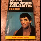 Man from Atlantis - Sea Kill by Richard Woodley 1977 Granada