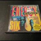 Various Artists : Energy Rush Vol.6 (Safe Six) - 20 Bangin Dance Tunes (CD 1993)