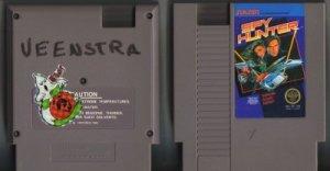 Spy Hunter NES Vintage Game Original Nintendo