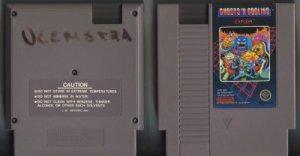 Ghosts & Goblins NES Vintage Game Original Nintendo