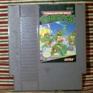 Teenage Mutant Ninja Turtles NES Vintage Game Original Nintendo