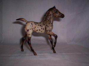Breyer Horse Classic Appaloosa Cantering Foal
