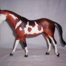 Breyer Classic Pinto Chestnut Sporthorse