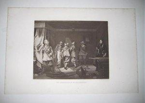 """'The Assassintion of Wallenstein"""" by Karl von Piloy"""