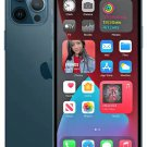 BRAND NEW Apple iPhone 12 PRO MAX 512GB - PACIFIC BLUE - WORLDWIDE UNLOCKED