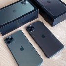 ( NEW) iPhone 11 Pro Max green 256GB - unlocked