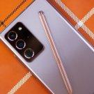 (NEW) Samsung Galaxy Note 20 Ultra Bronze + Galaxy Buds Live Bronze