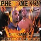 The Game..Love It Or Leave It  Phenomenon