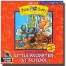 Little Monster At School Living Books CD-Rom