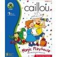 Caillou Magic Playhouse PC Game