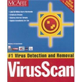 Mcafee VirusScan for Windows