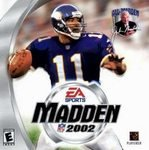 Madden NFL 2002 by EA Sports