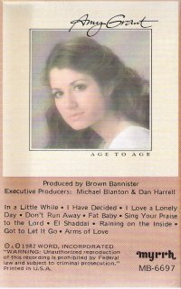 Age to Age  Amy Grant
