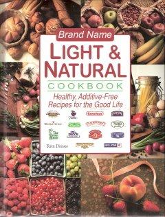 Brand Name Light & Natural Cookbook 1551859009