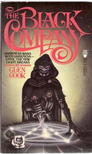 The Black Company by Glen Cook 0812503899