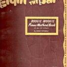 Leeds' Eight to the Bar Boogie Woogie Piano Method Book