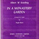 In a Monastery Garden Albert Ketelbey