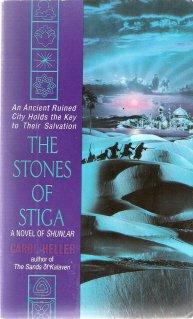 The Stones of Stiga by Carol Heller 0380790815