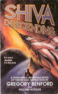 Shiva Descending by Gregory Benford and William Rotsler 812516907