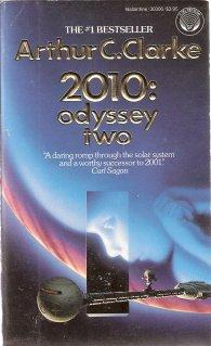 2010: Odyssey Two by Arthur C. Clarke 0345303067