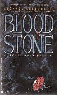 Blood Stone by  Michael Allegretto 0380711192