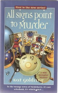 All Signs Point To Murder by  Kat Goldring 0425180298