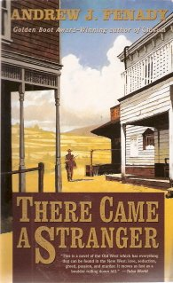 There Came A Stranger by Andrew J. Fenady 0812578716
