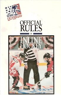 official Rules Of Inline Hockey  by Usa Hockey 1572433213