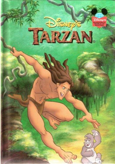 Disney's Tarzan by Edgar Rice Burroughs 0717289079