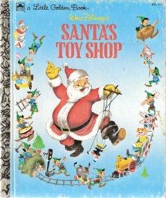Santa's Toy Shop by Al Dempster 0307020703