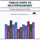 Twelve Steps To Self-Improvement by The Editors of Crisp Publications 1560521023