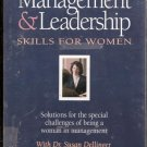 Management & Leadership Skills for Women Dr. Susan Dellinger 1559770961