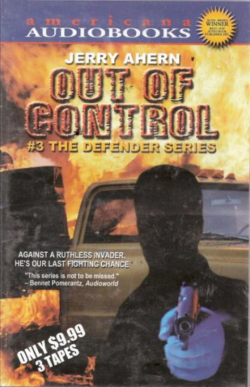 Out Of Control The Defender Series #3 Jerry Ahern 1588075095