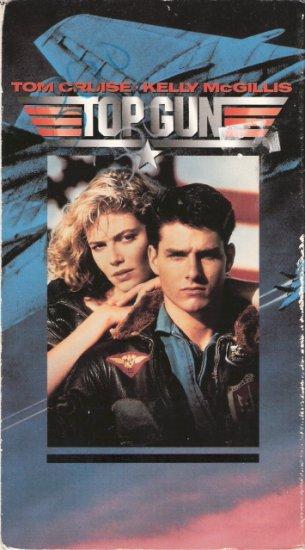 Top Gun Starring Tom Cruise Kelly McGillis
