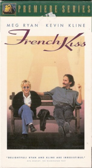 French Kiss Starring Meg Ryan Kevin Kline
