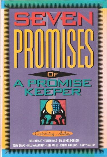 Seven Promises of a Promise Keeper by Al Janssen 1561792225