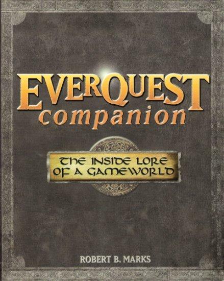 Everquest Companion by Robert B. Marks 0072229039
