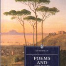 Poems And Prose by Percy Bysshe Shelley 0460874497