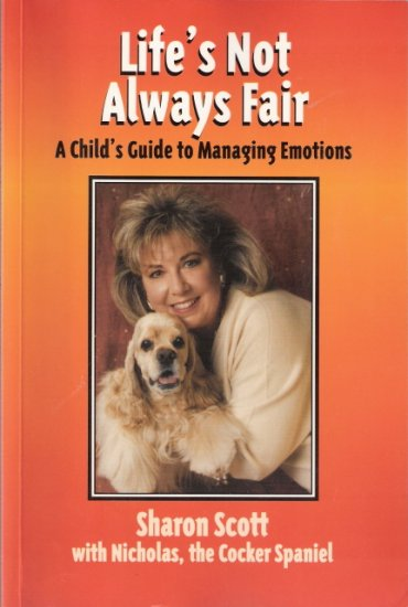 Lif'es Not Always Fair by Sharon Scott 0874253993 Inscribed By Author