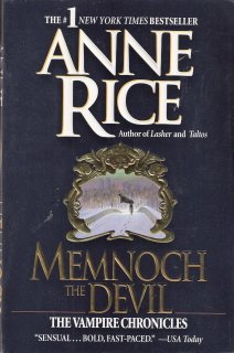 Memnoch The Devil by Anne Rice 0345389409