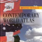 Contemporary World Atlas by Rand McNally 0528837842