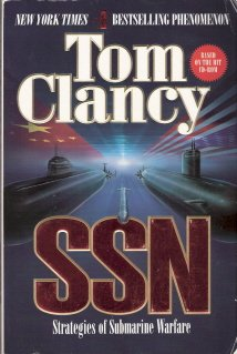SSN: Strategies of Submarine Warfare by Tom Clancy 0425159116