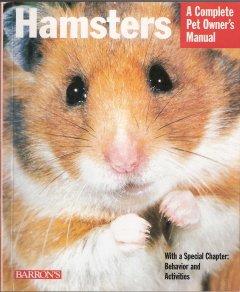 Hamsters by Otto von Frisch 0764106546