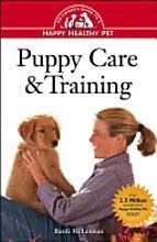 Puppy Care & Training by Bardi McLennan 0876053916
