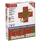 First Aid 2000 Deluxe for Windows 95 & 98