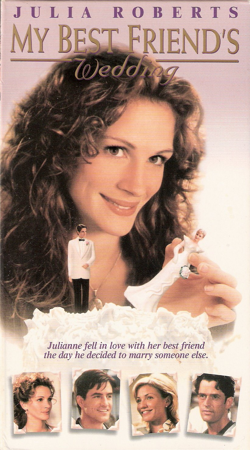 My Best Friend's Wedding Starring Julia Roberts